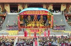 Yêu cầu thông tin kết quả kiểm tra tại chùa Ba Vàng trên báo chí