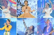 Sáu thí sinh bước vào đêm chung kết xếp hạng Sao Mai 2019