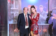 Cha con chưởng môn Vịnh Xuân xuất hiện bên dàn sao Việt