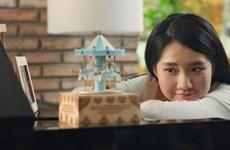 'Hot girl' Kiều Trinh tái xuất màn ảnh với 'Cà chớn, anh đừng đi!'