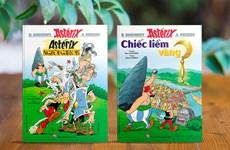 Huyền thoại truyện tranh 'Những cuộc phiêu lưu của Astérix' trở lại