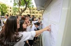 Hòa Bình sẽ công bố danh sách thí sinh liên quan đến gian lận thi cử