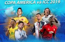 FPT độc quyền phát sóng hai giải đấu bóng đá trong mùa Hè 2019