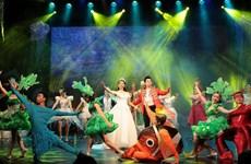 'Nàng tiên cá' của Andersen tái xuất trên sân khấu kịch thiếu nhi