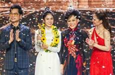 Học trò của Ngọc Sơn giành ngôi vị quán quân Thần tượng bolero