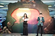 Phương Vy, Hồ Trung Dũng hòa giọng bản tình ca bất hủ của 'Vua sư tử'