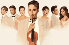 Hoàng Rob 'Trò chuyện' cùng Hà Trần, Thu Phương bằng tiếng violin