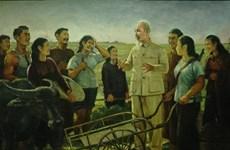 'Nhớ về Bác' qua 50 tác phẩm tiêu biểu của nhiều thế hệ nghệ sỹ Việt