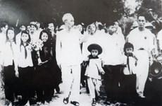 Trưng bày bản chụp Di chúc của Chủ tịch Hồ Chí Minh tại Hà Nội