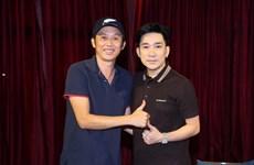 Hoài Linh, Lệ Quyên đồng hành cùng Quang Hà trong đêm diễn mới