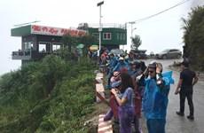 'Công trình Panorama Mã Pì Lèng gây cản trở tầm nhìn của du khách'