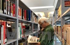 Thư viện Nguyễn Văn Hưởng lưu trữ hơn 10.000 tư liệu về chiến tranh
