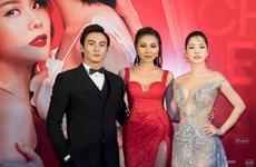 [Photo] Thanh Hằng, Chi Pu đọ dáng cùng dàn 'sao' Việt đình đám