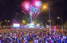 ''Đánh thức bản lĩnh'' cùng Đông Nhi, Tuấn Hưng chào đón năm mới