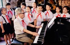 Nhạc sỹ Phong Nhã ra đi nhưng khúc hát thiếu nhi còn mãi với thời gian