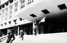 TTXVN: Những bản tin, hình ảnh mang tính sử liệu về đại thắng 1975