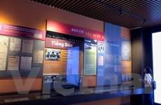 Bảo tàng báo chí Việt Nam: Nơi ghi dấu ký ức về lịch sử dân tộc