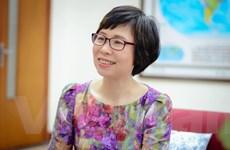 Nữ Phó Tổng Giám đốc đầu tiên của TTXVN: 'Làm báo rất cần nhiệt huyết'