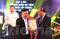 VietnamPlus lần thứ tư liên tiếp giành giải A Giải Báo chí Quốc gia