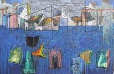 'Đa diện 4': Sự trở lại của họa sỹ Việt với những thể nghiệm mới