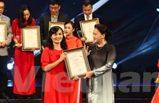 VietnamPlus khẳng định vị thế báo đối ngoại quốc gia với các giải cao
