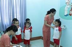 Hà Nội: Yêu cầu tăng cường chống sởi trong trường học