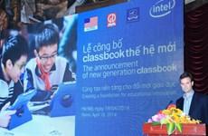Ra mắt sách giáo khoa điện tử Classbook thế hệ mới