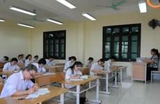 Bộ Giáo dục & Đào tạo: Không bỏ thi tốt nghiệp THPT dù có tốn kém