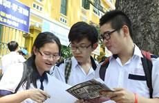Trên 17.500 học sinh trượt tốt nghiệp trung học phổ thông