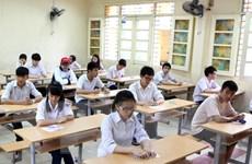 """Đề thi văn vào lớp 10 của Hà Nội đậm """"hơi thở"""" về chủ quyền dân tộc"""