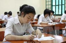 Đổi mới thi tốt nghiệp: Nhiều địa phương chọn phương án 1