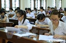 Công bố 3 phương án đổi mới thi tốt nghiệp trung học phổ thông