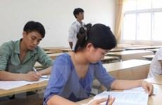 """Phương án một bài thi: Đại học quốc gia Hà Nội nên """"thử trước"""""""