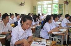 Đổi mới thi tốt nghiệp trung học phổ thông: Trước giờ G vẫn rối