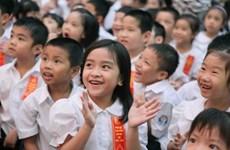 Bỏ chấm điểm, chất lượng giáo dục tiểu học Hà Nội đi lên
