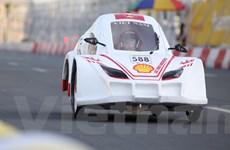 Việt Nam vô địch hạng mục xe tiết kiệm nhiên liệu Shell Eco-marathon