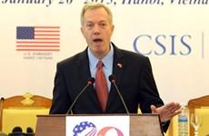 Mỹ muốn phát triển hơn nữa quan hệ ngoại giao với Việt Nam