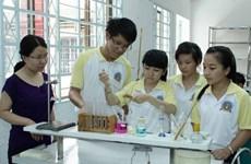 Gần 700 học sinh phổ thông tranh tài về khoa học kỹ thuật