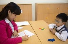 """Học sinh mầm non Hà Nội hớn hở """"đi thi"""" vào lớp một"""