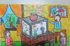Phát động cuộc thi Ý tưởng trẻ thơ dành cho học sinh tiểu học