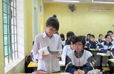 Hà Nội thi tuyển lớp 10: Đã chọn trường tư thì thôi trường công