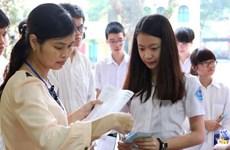 Hà Nội công bố số hồ sơ dự thi vào lớp 10 của tất cả các trường
