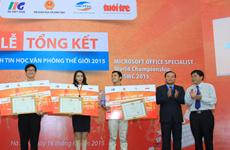 Sinh viên Ngoại thương, Ngân hàng chiến thắng thi Tin học văn phòng
