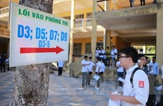 Thi THPT quốc gia: Gần 57% thí sinh không tham dự ngày thi cuối