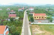 Quảng Ninh thay da đổi thịt sau 10 năm xây dựng nông thôn mới