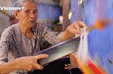 Nghề dệt trăm năm tuổi trong cuộc sống của người Chăm Ninh Thuận