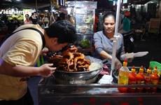 [Video] Trải nghiệm ẩm thực độc đáo tại chợ đêm phố núi Gia Lai