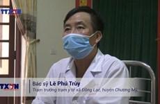 Chia sẻ của các bác sỹ trong tấm ảnh 'xe ba gác chống dịch' tại Hà Nội