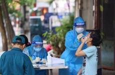Trưa 14/9: Hà Nội thêm 8 ca mắc COVID-19, trong đó có 1 ca cộng đồng