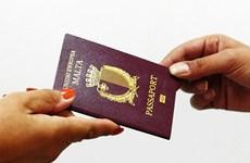 Anh lo ngại kế hoạch bán hộ chiếu của Chính phủ Malta